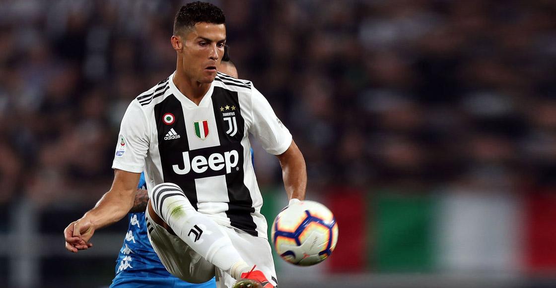 ¡Lo hizo de nuevo! Cristiano Ronaldo marcó gol con la Juventus
