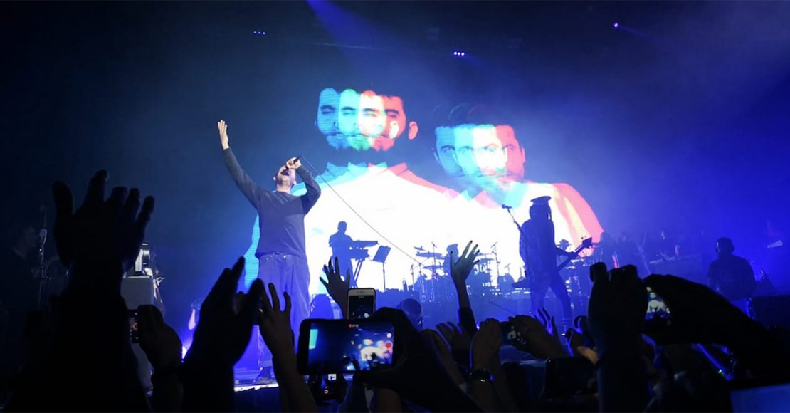 ¡Este fue el setlist y las reacciones del concierto de Gorillaz en México!