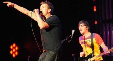Mira a Gorillaz tocar 'Song 2' de Blur, junto a Graham Coxon