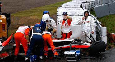 Suzuka, el circuito de la última tragedia mortal de Fórmula 1