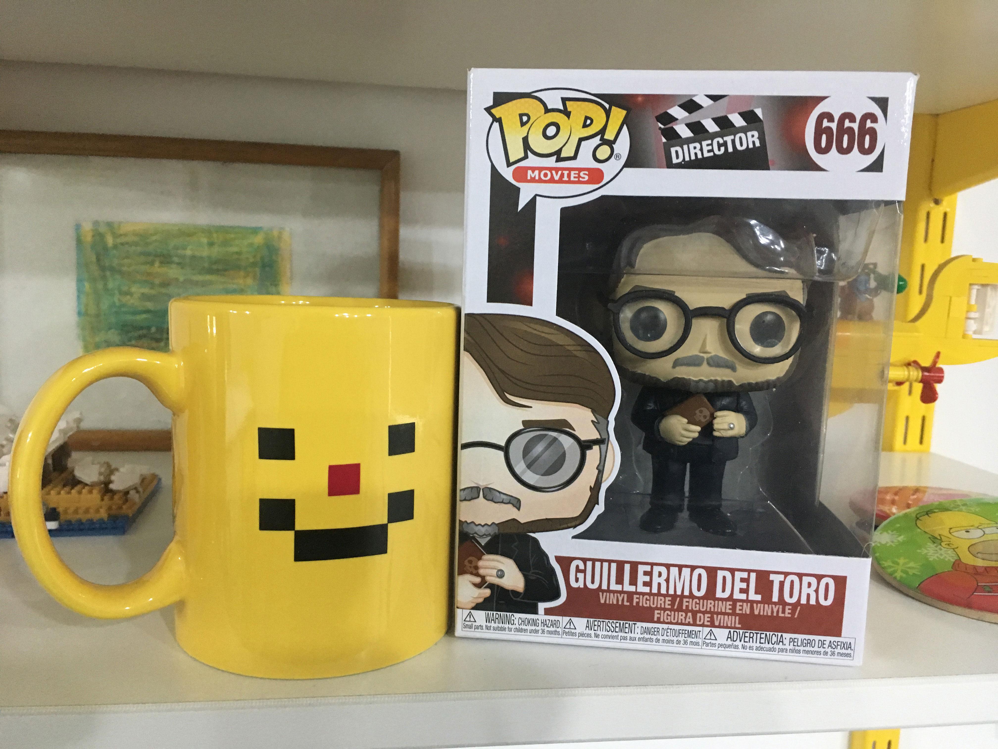 El Funko de Guillermo del Toro