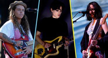 Girl power! Estudio revela que 50 % de los próximos guitarristas son mujeres