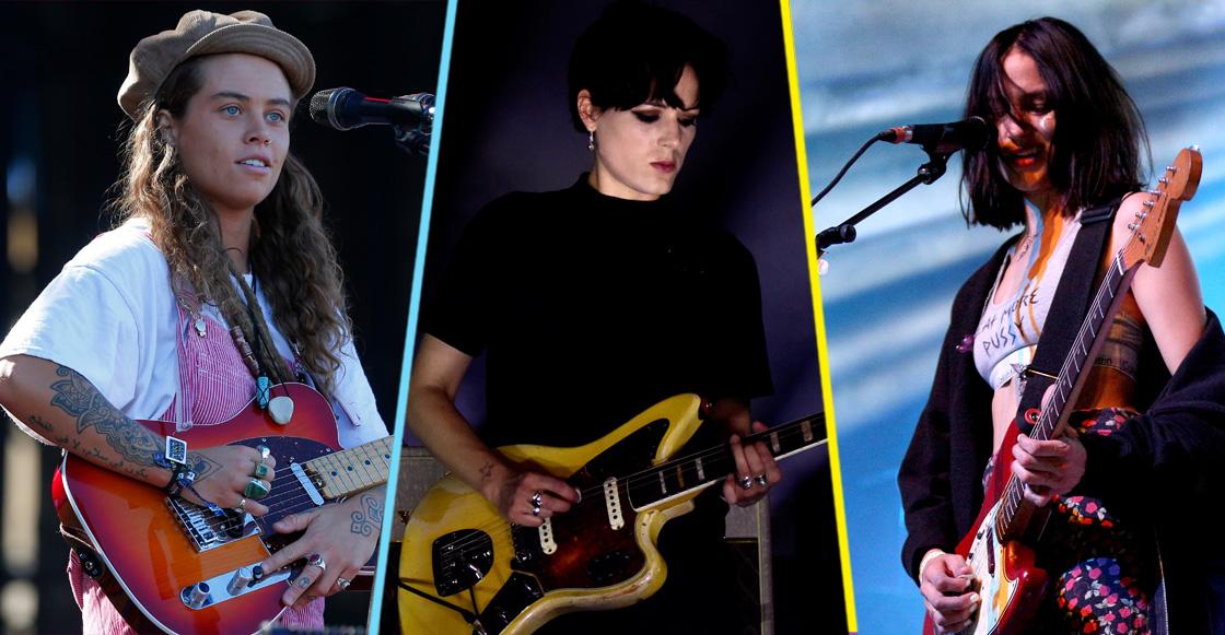 Girl power! Estudio revela que 50 % de las próximas guitarristas son mujeres