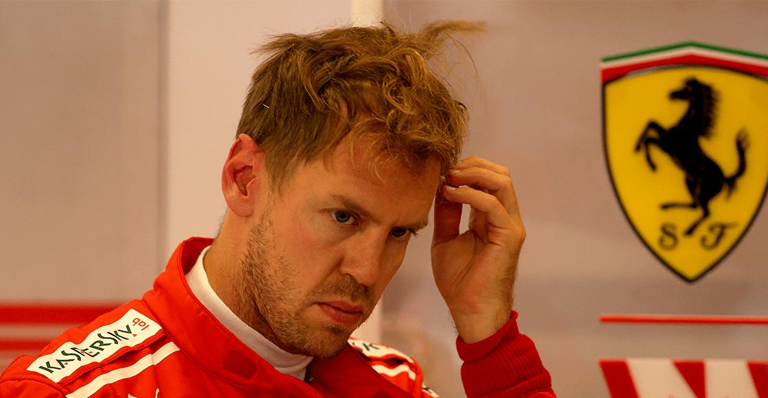 Vettel es sancionado y deja el bandeja de plata el título para Hamilton