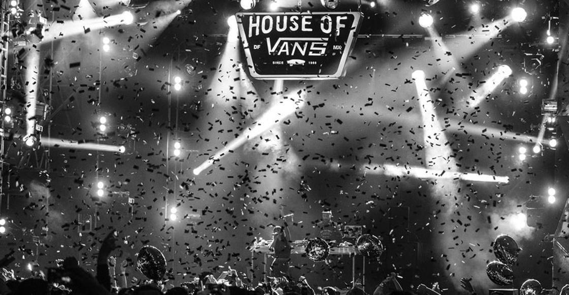 ¡Pónganse pilas porque tenemos boletos para House of Vans!