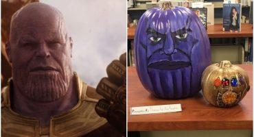 La calabaza Thanos que causó batalla de Photoshop