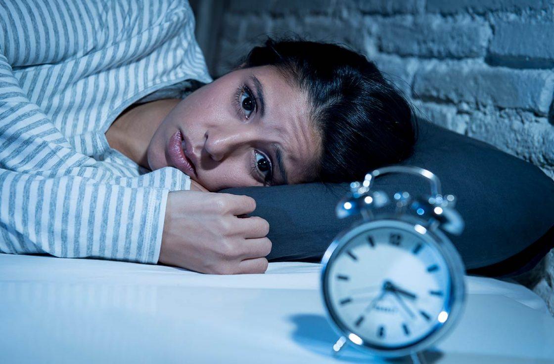 ¿Insomnio? Checa el truco del ejército para dormir en dos minutos
