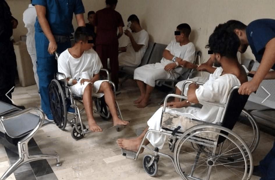 Nuevo León-heridos