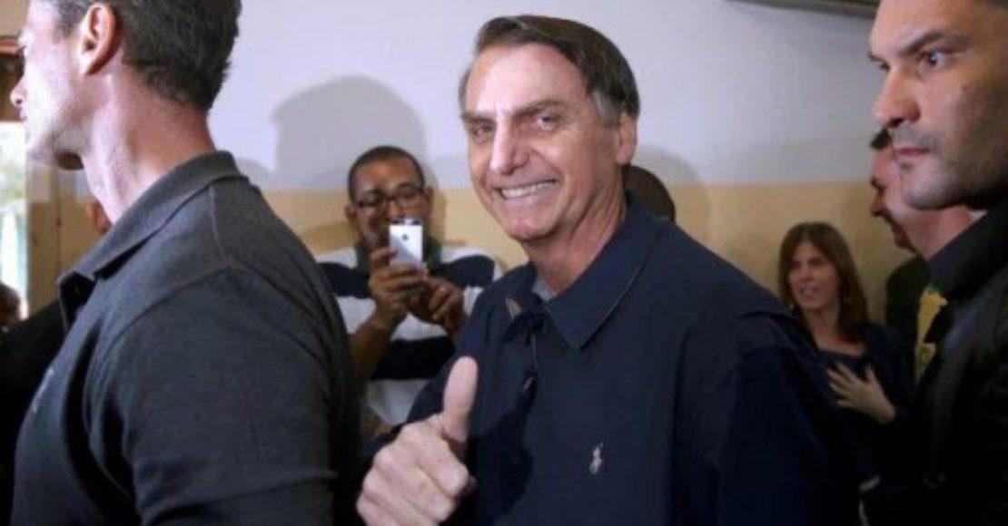 Según sondeos Jair Bolsonaro podría ganar las elecciones presidenciales en Brasil