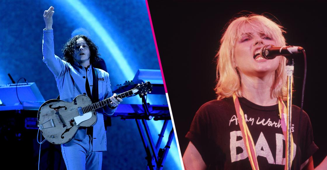 Escucha el cover de Jack White de 1997 a Blondie con 'One Way Or Another'
