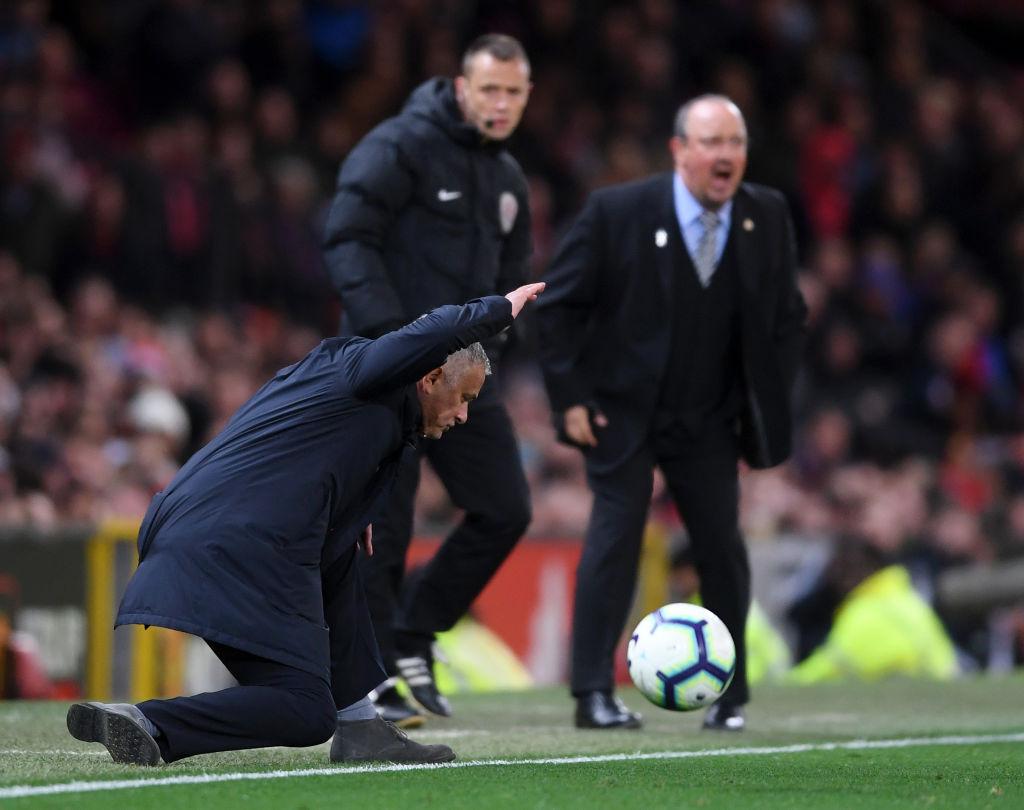 Mourinho y sus emociones