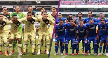 Clásico Joven: 5 jugadores que defendieron la playera de América y Cruz Azul