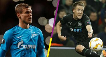 Dos futbolistas rusos que juegan la Europa League fueron detenidos por participar en golpizas