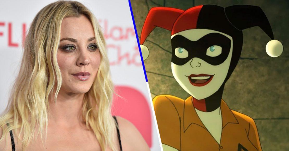 Kaley Cuoco de 'The Big Bang Theory' dará vida a Harley Quinn en la serie