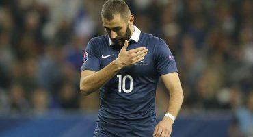 ¡No te merecen! Benzema no sería convocado nunca más con la Selección de Francia
