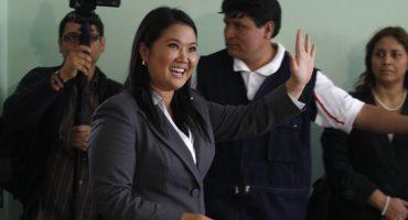 Por investigación de Odebrecht, arrestan a Keiko Fuijimori en Perú