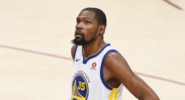 Kevin Durant prepara el terreno para dejar a Golden State