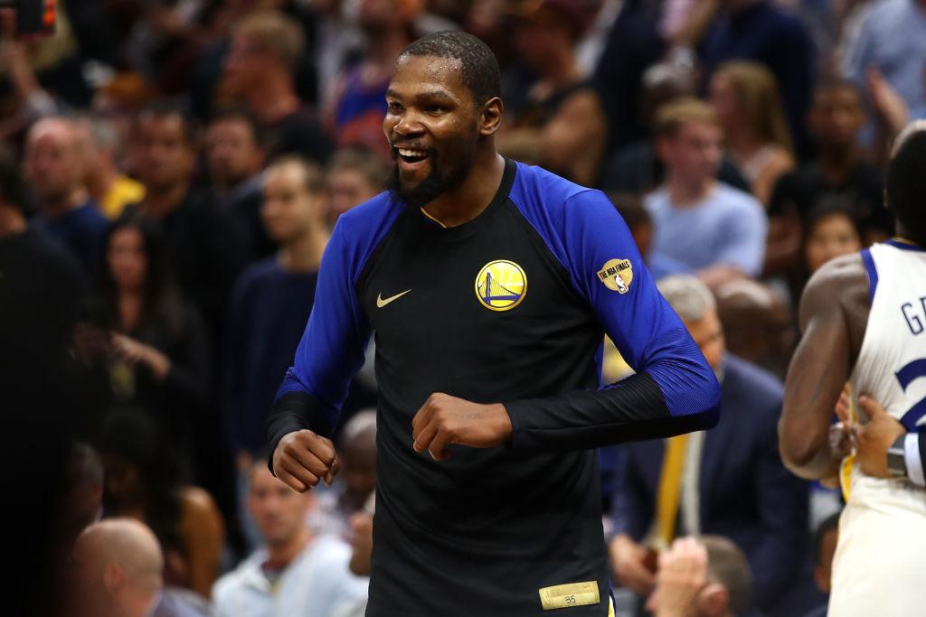 Durant tiene contrato por dos años