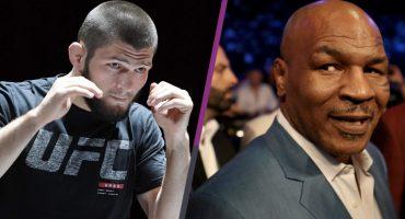 ¡Nurmagomedov quiere que Mike Tyson lo entrene para pelear con Mayweather!