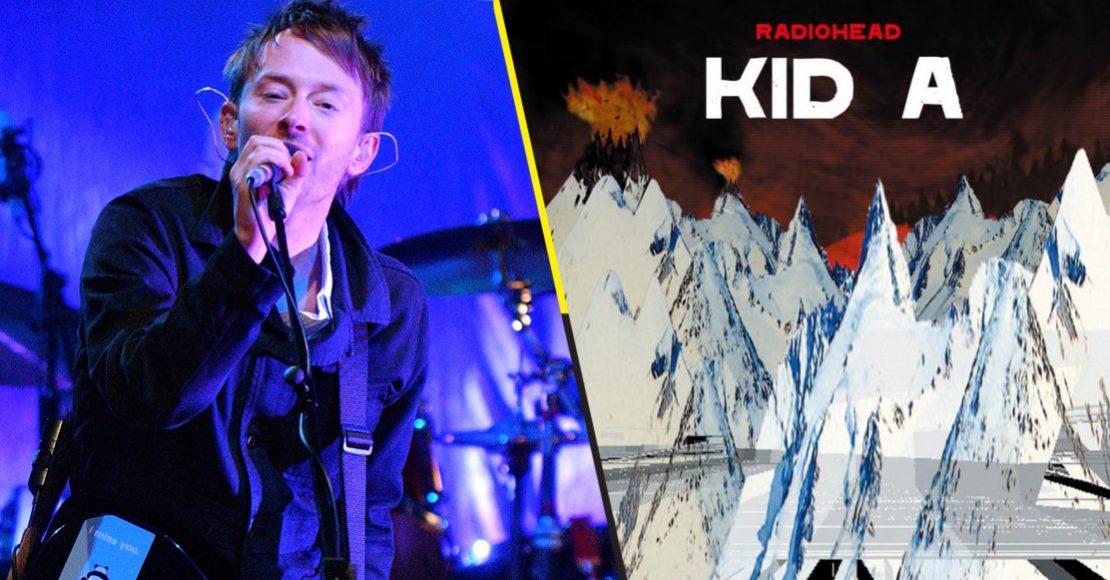 Kid A: el disco de Radiohead que todavía genera emociones inexplicables
