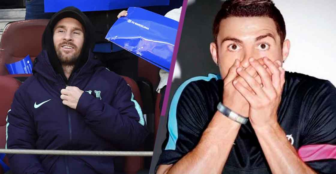 Tebas propone un 'trofeo Messi' para el mejor jugador de la temporada