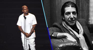 Leonard Cohen había escrito un bello poema titulado 'Kanye West no es Picasso'