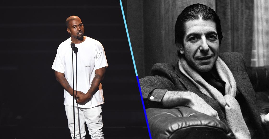 Kanye West y Jay-z aparecen en poema escrito por Leonard Cohen