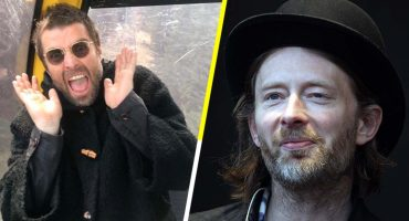 100tese señor: Liam Gallagher ataca a Radiohead en Twitter