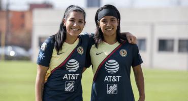 """Tras ser llamadas """"hondureñas"""", goleadora del América pide intervención de la Liga MX Femenil"""