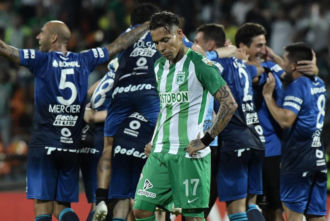 Atlético Nacional fue eliminado de la Libertadores