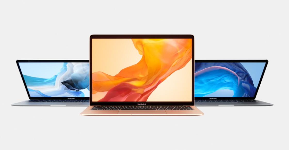 Conoce el nuevo iPad, MacBook Air y los nuevos productos de Apple