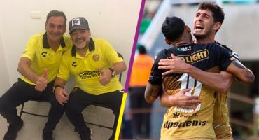 ¿Komo lo hizo? Maradona ya tiene a Dorados en zona de Liguilla
