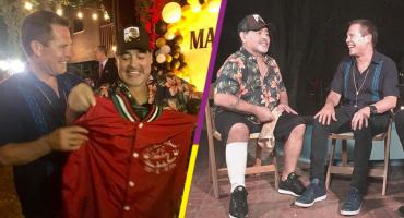 Las confesiones Chávez y Maradona sobre las drogas y otras adicciones