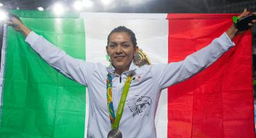 ¡Mexican Power! María Espinoza y René Lizárraga ganan oro en Las Vegas