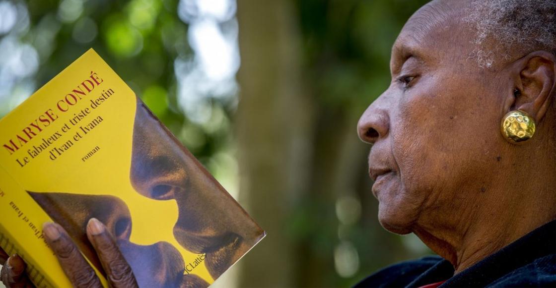 Otorgan Premio Nobel Alternativo de Literatura a la escritora francesa Maryse Condé