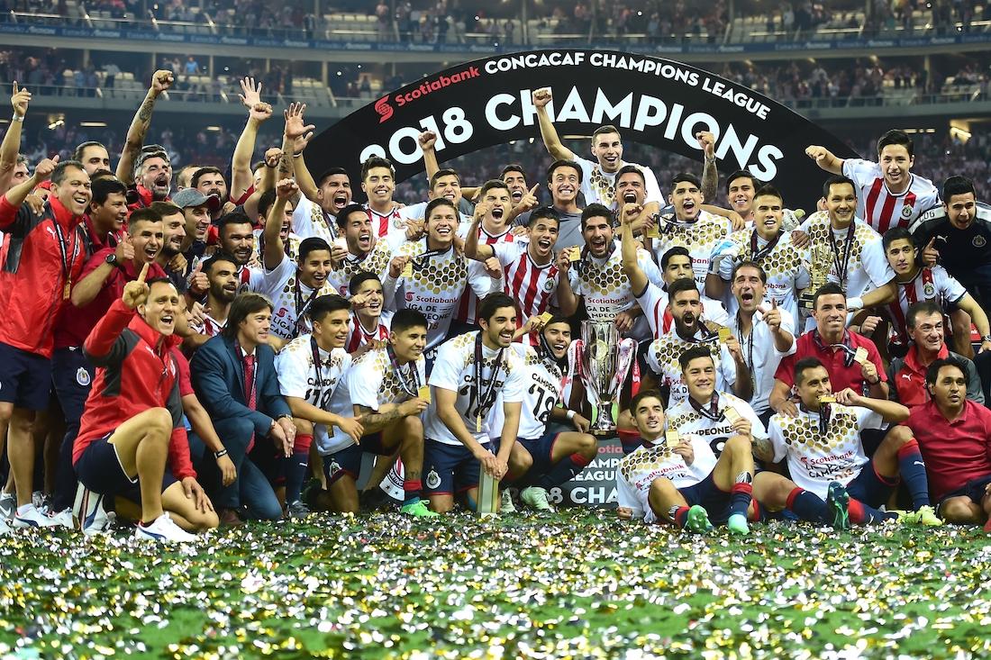 Chivas, campeón de Concacaf