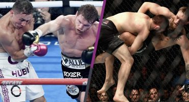 ¡Wow! McGregor vs Khabib vence en ganancias de PPV a 'Canelo' vs Golovkin