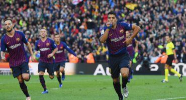 ¡Las mejores imágenes del triunfo del Barcelona sobre Real Madrid en el Clásico Español!