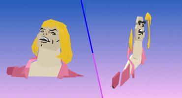 ¡Cállese meme lesbiano! Dile adiós a los memes tradicionales y saluda a los memes en 3D