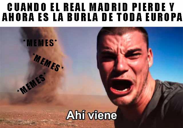 ¡Barcelona le dio clases de futbol al Real Madrid y también una ola de memes!