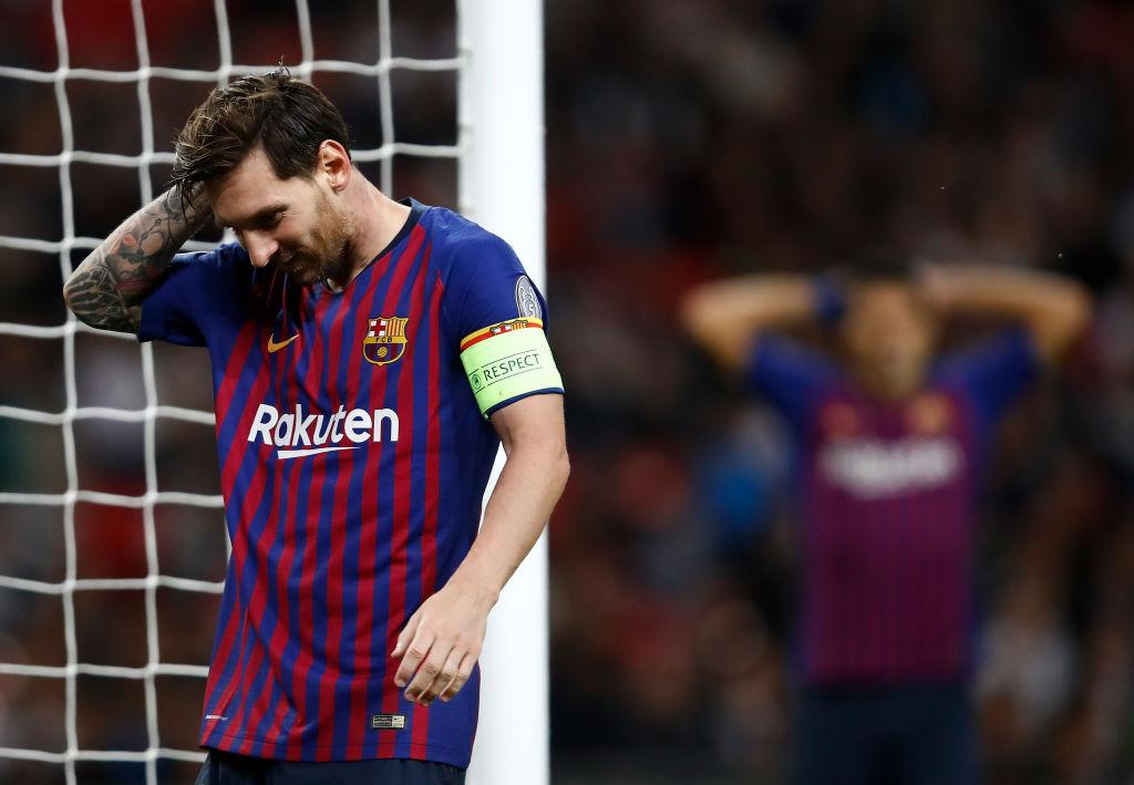 Messi está nominado al Balón de Oro