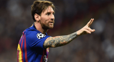 Tiki-taka: El espectacular golazo de Lio Messi 25 pases después