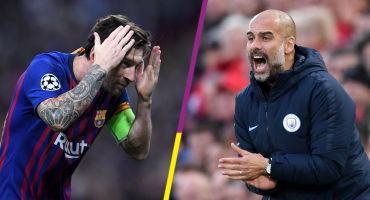 Guardiola defiende a Messi: