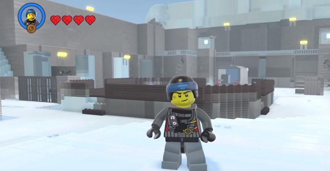 Metal Gear Solid - Tributo con Legos