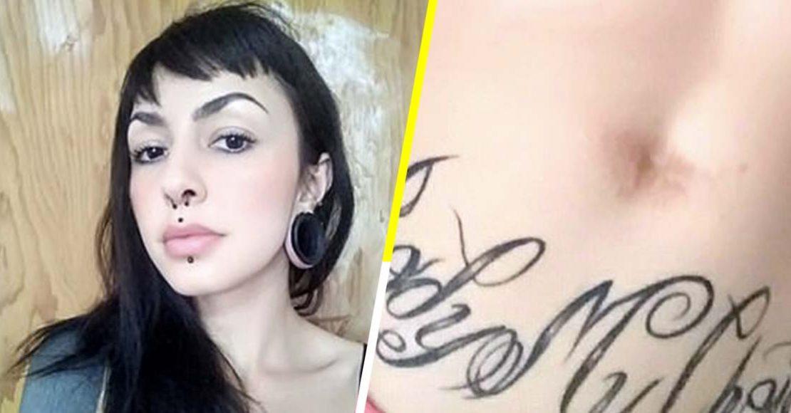 WTF?! Mexicana se extirpa el ombligo para regalárselo a su novio