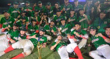 ¡Pues... sí! Beisbolistas campeones sub-23 consideran que en México nadie apoya al beisbol