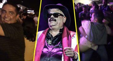 En serio, debemos hablar de la FIESTOTOTA que armó Mi Banda el Mexicano en Coordenada 2018