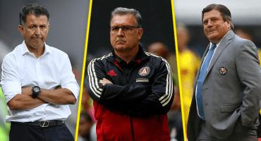 Dos ex técnicos del Tri, en la lista para sustituir a Martino en Atlanta