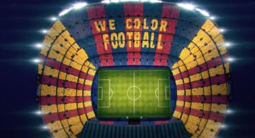 Así será el mosaico del Barcelona para el Clásico contra Real Madrid