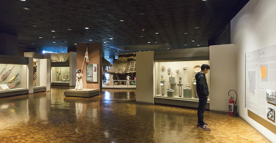 """La historia detrás del """"robo del siglo"""" al Museo de Antropología e Historia de 1985"""